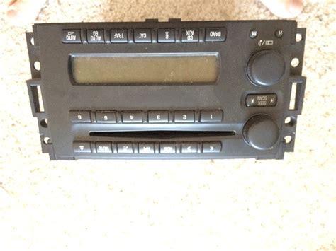 corvette radios for sale c6 radio for sale non nav corvetteforum chevrolet