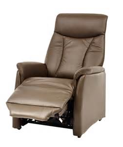 fauteuil relax brun avec releveur conforama luxembourg