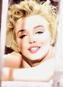 marilyn in color marilyn color marilyn