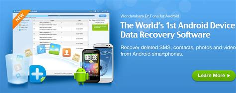 android data recovery review review wondershare dr fone for android androidnectar