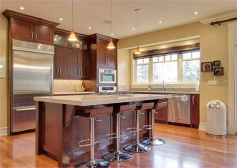 best paint color for kitchen with dark cabinets best color to paint kitchen cabinets with white