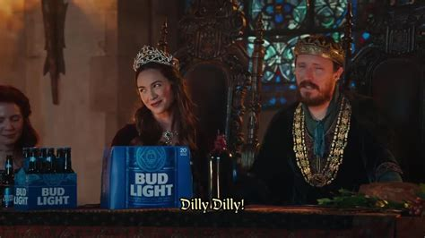 bud light commercial dilly the genius of the dilly dilly commercial jeffrey