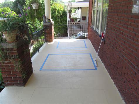 Concrete Porch Paint Redesign Painting Or Patio 10
