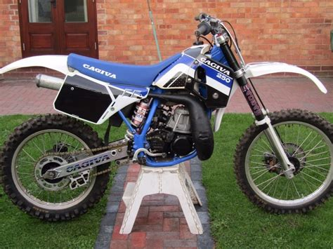 evo motocross bikes cagiva wmx 250 1989 evo motocross bike in haslington