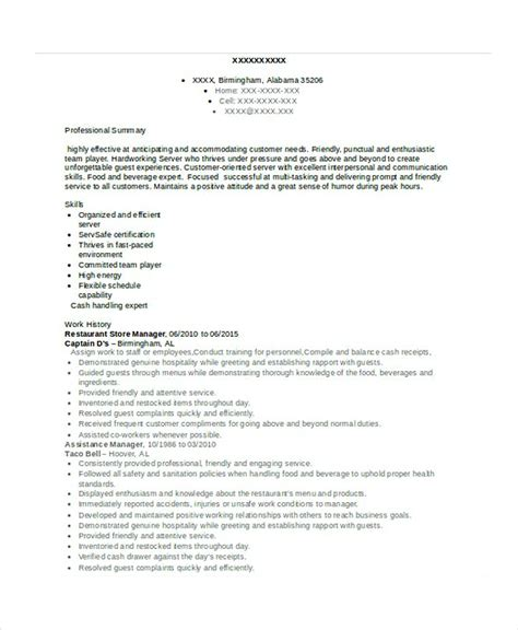 Assistant Store Manager Resume by Assistant Store Manager Resume