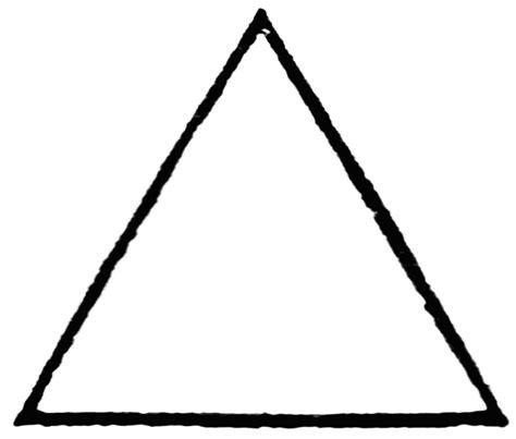 Segitiga Bilyard equilateral triangle clipart etc