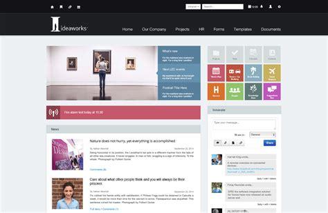 ideaworks intranet design intranet pinterest ux
