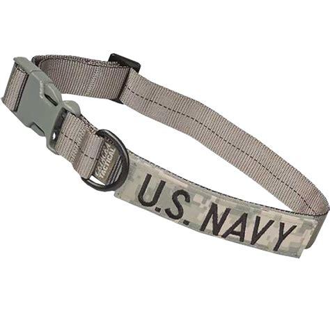 tactical collar cetacea 174 tactical collar u s navy large healthypets
