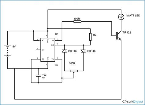 diagram for led pwm wiring 26 wiring diagram images