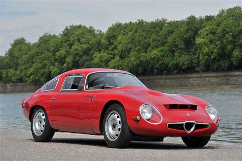 Alfa Romeo Tz1 by 1964 Alfa Romeo Tz1 Previously Sold Fiskens