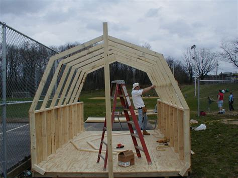 Pre Made Shed Trusses by About Us