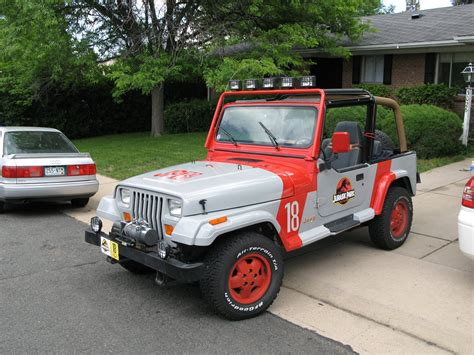 jurassic world jeep my got a facelift pics