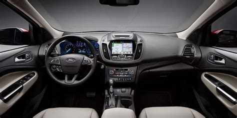 ford escape 2016 interior ford betting on safety connectivity tech to boost