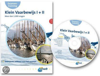 vaarbewijs deel 1 en 2 bol klein vaarbewijs 1 2 deel cursusboek cd rom