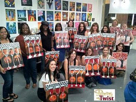 paint with a twist new jersey painting with a twist fort lauderdale fl top tips