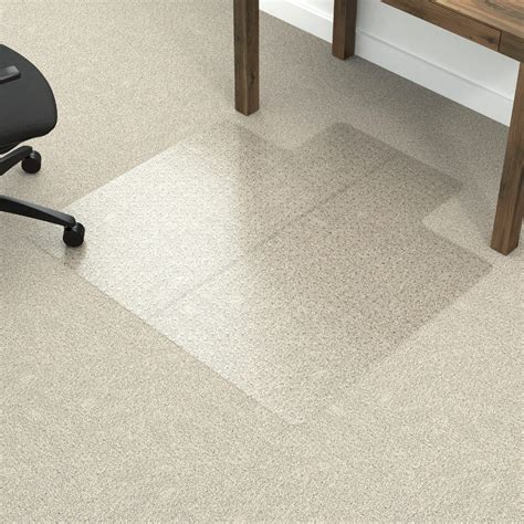 rolling chair mat for carpet floor protectors for rolling chairs jastek economy carpet