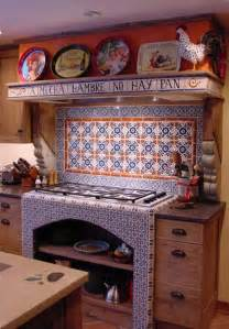 Spanish Tile Kitchen Backsplash Dreamy Pastel Pearls My Dream Home