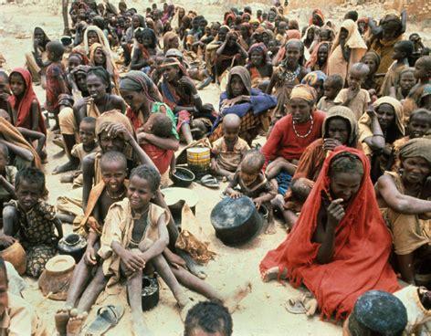 la gran hambruna en post hambruna en somalia