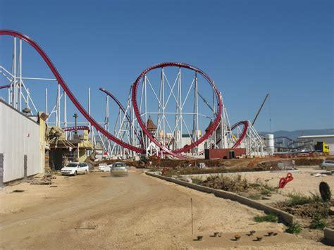 theme park rome new 2011 rainbow magicland themepark near rome italy