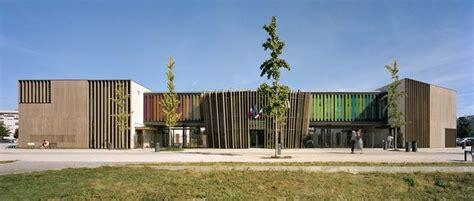 Architecte Bourgoin Jallieu by Tekhn 234 Architectes Groupe Scolaire 224 Jallieu