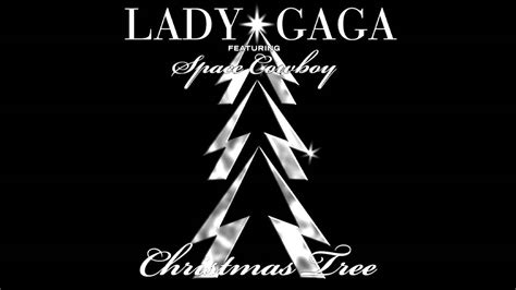 lady gaga christmas tree audio youtube