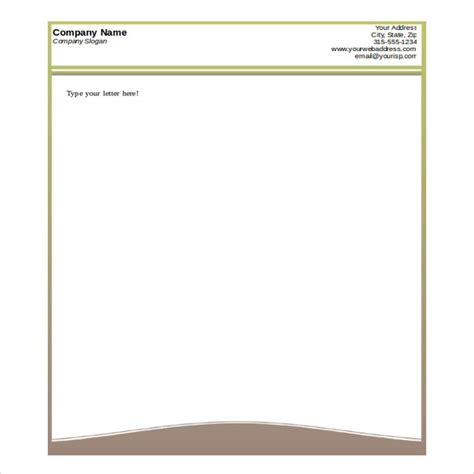 38 Free Download Letterhead Templates In Microsoft Word Free Premium Templates Free Stationery Templates
