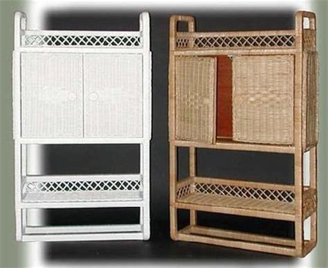 wicker shelves bathroom wicker bathroom wall shelf wicker wall cabinet