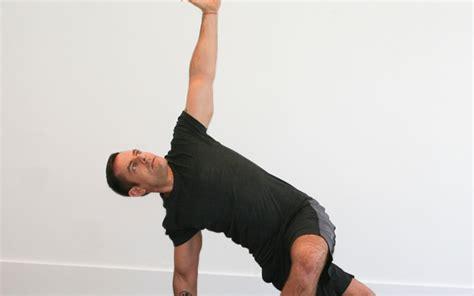 tutorial yoga man jock yoga tutorial core strengthening and rotation with