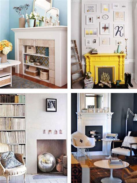 what to do with unused fireplace tanti modi alternativi per usare il camino nella bella