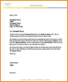 Business Letter Template Blank 8 blank business letter template quote templates