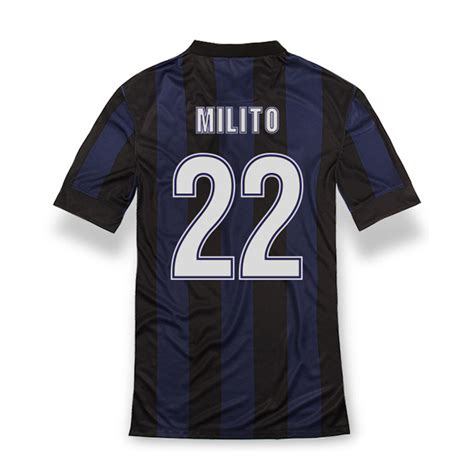 Jersey Anak Go Intermilan Home 16 17 2013 14 inter milan home shirt milito 22 voonoodle