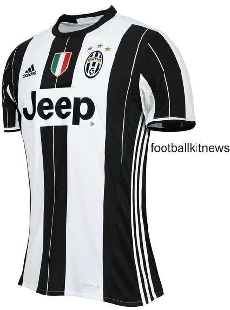 Jersey Juventus Home 201617 new juventus kit 2016 17 juve home jersey 16 17 by adidas football kit news new soccer jerseys