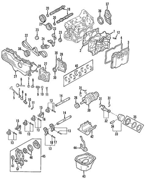 factory subaru parts 11063ab280 cylinder genuine subaru oem parts