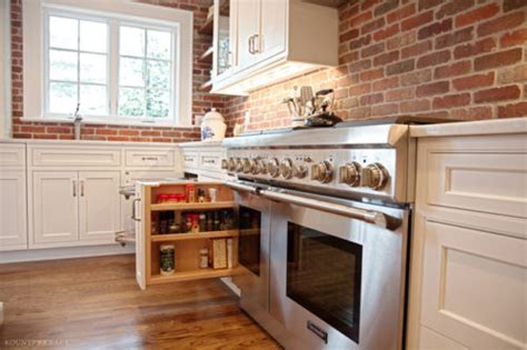 kitchen cabinets brick nj brick kitchen with white cabinetry located in