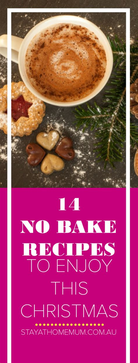 13 no bake recipes to enjoy this christmas