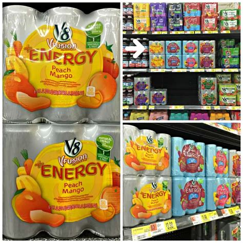 4 energy drinks a day how i get through my day with the help of v8 v fusion