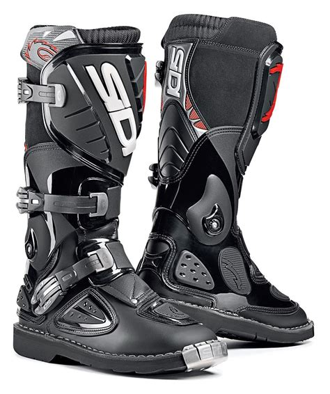youth motorcycle boots sidi youth stinger boots revzilla