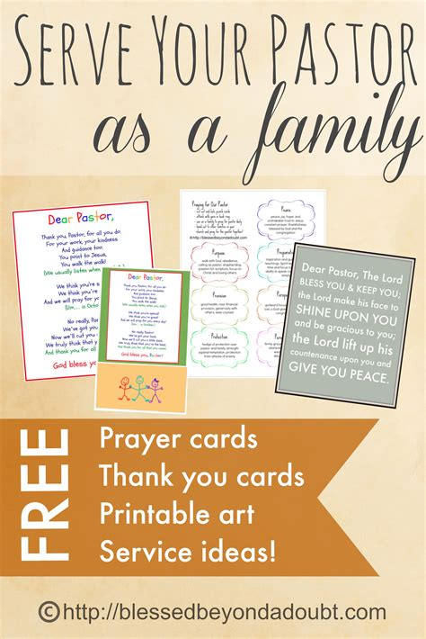 free printable pastor anniversary cards pastor appreciation cards free printable images
