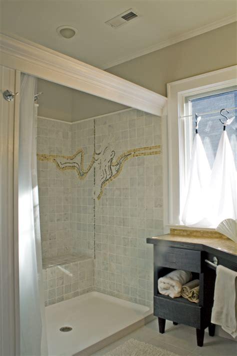Comfortable Shower Size by Willow Shower Braitman Design Studio