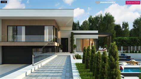 proyecto de casa proyectos de casas casa moderna de 1 planta con piscina