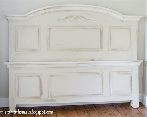 chalk paint bed start at home how i refinish with chalk paint