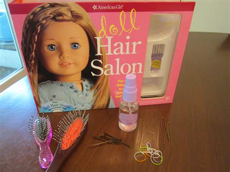 Hairstyle Books For Dolls by American Doll Hair Theroommom