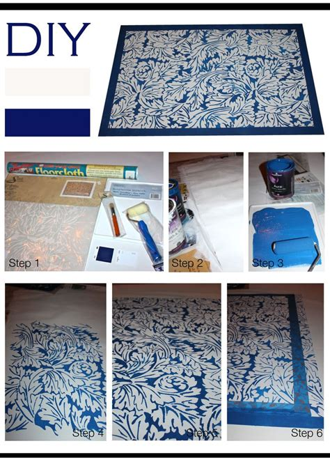 diy painted rug stencil 1000 ideas about stencil rug on paint rug paint carpet and wall stenciling