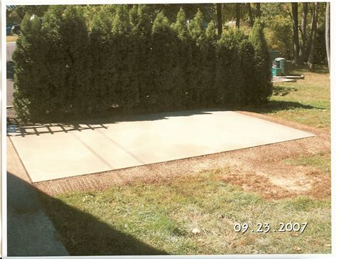 Shed Pads gallery