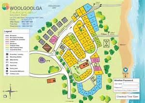 Vauxhall Park Site Map Park Map Coffs Coast Parks