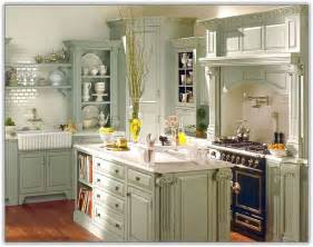 Craftsman Style Kitchen Cabinets French Style Kitchen Cabinets Home Design Ideas