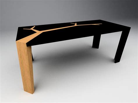 design table inspired by cambodian temples angkor table design