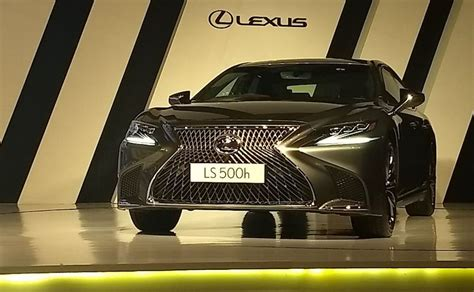 beautiful ls online india lexus ls 500h india launch highlights specifications