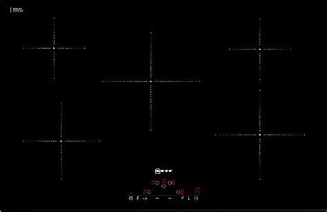 neff induction hob buy neff t41d82x2 induction hob frameless marks electrical