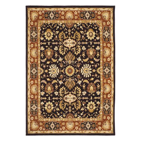 tuscan style rugs safavieh tus301 8537 tuscany area rug charcoal atg stores